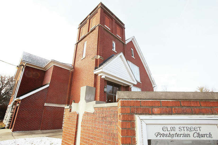 Elm Street Presbyterian Church, 101 W. Elm St. in Alton, will soon close due to lack of funding and a shrinking congregation. Photo: John Badman | The Telegraph