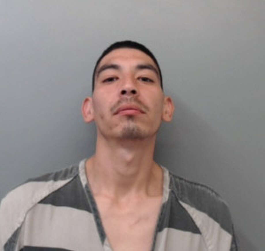 Agustin Jaime Garcia, 30, was charged with burglary of a habitation with intent to commit another felony. Photo: Webb County Sheriff's Office