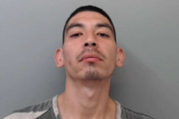 Agustin Jaime Garcia, 30, was charged with burglary of a habitation with intent to commit another felony.