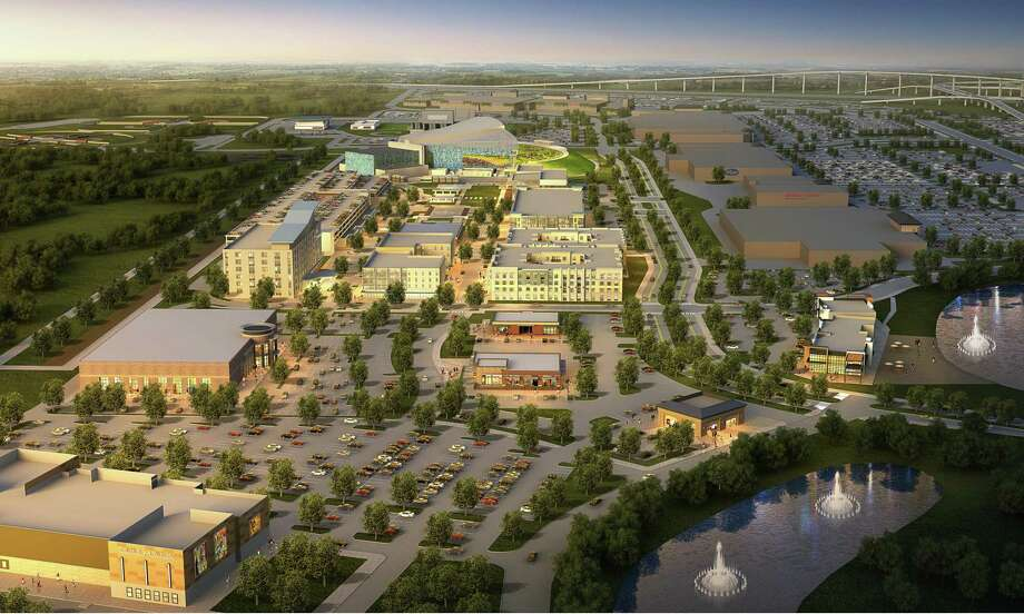 Valley Ranch Town Center still has more business openings down the line. Photo: Signorelli Company