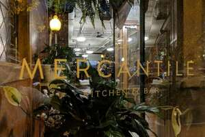 The Mercantile Kitchen & Bar, 430 Broadway in Saratoga Springs.
