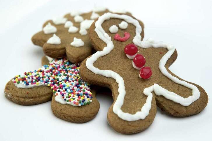 Molasses Honey Ginger Cookies from Nan Buchanan