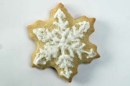 Recipe Christmas Tree Sugar Cookies Houstonchronicle Com