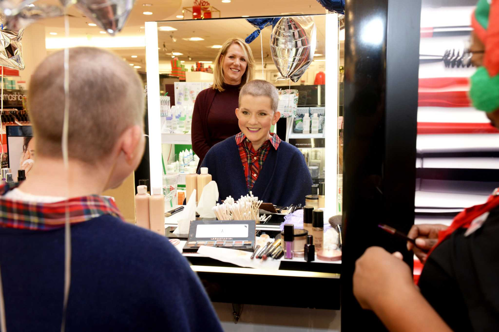 Teen's operatic wish comes true thanks to Macy's, Make-A-Wish