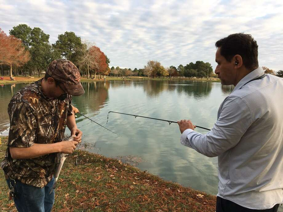 No catch! Fish without a license at these Houston-area spots this