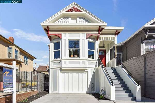 Centrally located can be a plus and a minus: this restored Oakland home asking $995K shows us both.