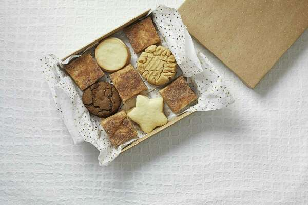 Sturdy doesn't have to mean hard and tasteless when it comes to shipping homemade cookies.