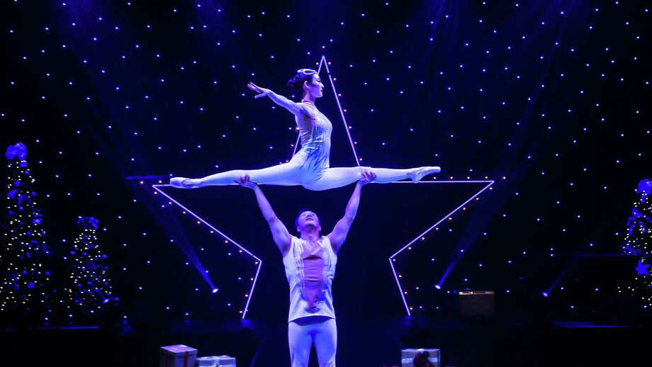 """A Magical Cirque Christmas"" comes to the Stamford's Palace Theatre on Dec. 22. Photo: Contributed Photo"