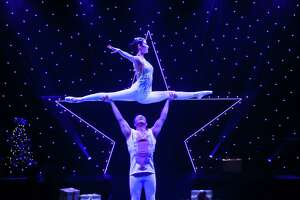 """A Magical Cirque Christmas"" comes to the Stamford's Palace Theatre on Dec. 22."