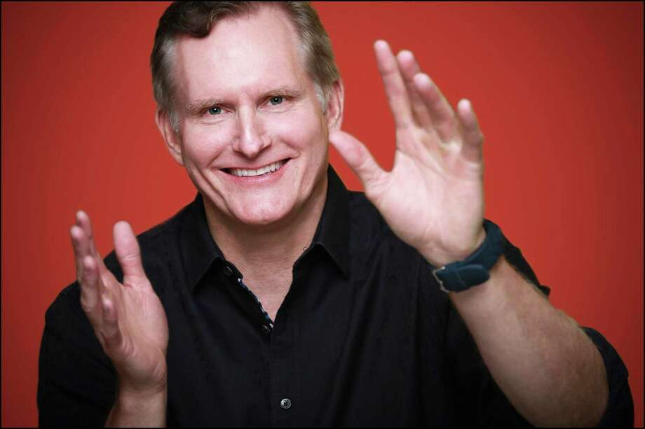 Greg Hahn brings his comedy to The Stress Factory in Bridgeport on Dec. 21 and 22. Photo: Contributed Photo