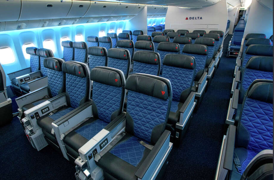 Delta flyers can now upgrade to a seat like Premium Select and pay with miles after booking. Photo: Delta