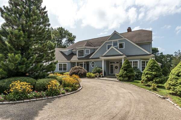 The five-acre level property at 0 Aspetuck Hill Lane features a nearly 10,000-square-foot main house, fully restored cottage or guest house, 1940 schoolhouse ?-currently used as an artist?'s studio, and the rustic party barn.