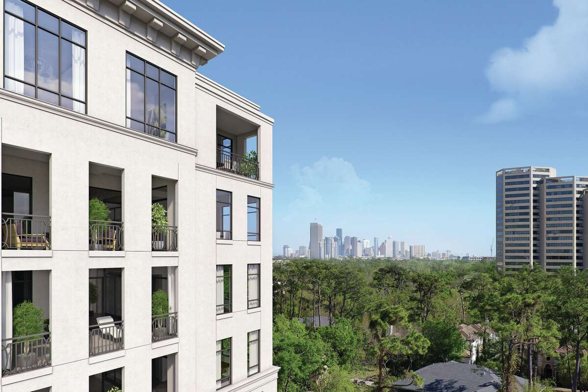 The Sophie at Bayou Bend, a condo mid-rise at 6017 Memorial Drive, is scheduled to open in winter 2019. The project team includes Stolz Partners, Mirador Group and Sudhoff Cos.