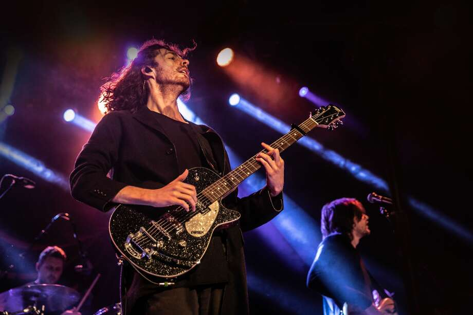 Irish musician Hozier will perform March 11, 2019, at the Palace Theatre in Albany, N.Y. Keep clicking through the slideshow for more big acts coming to the Capital Region. Photo: Courtesy Of The Palace Theatre