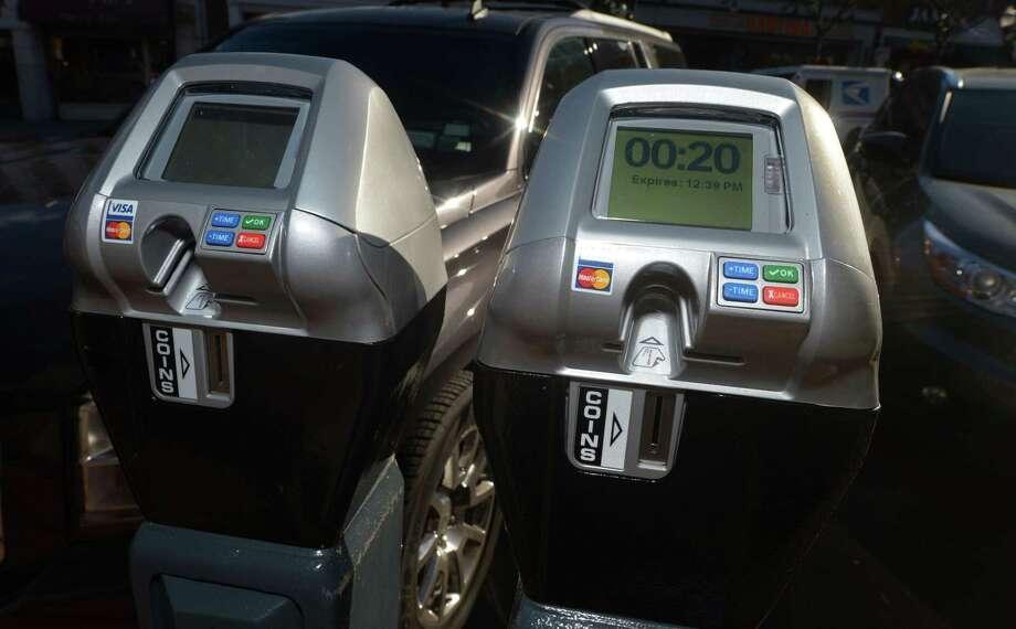 Stamford Transportation Bureau Chief Jim Travers is proposing parking fee increases throughout the city. Photo: Erik Trautmann / Hearst Connecticut Media / Norwalk Hour