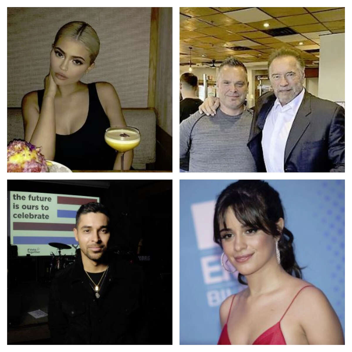 >>> See where the celebrities ate in Houston in 2018 ...