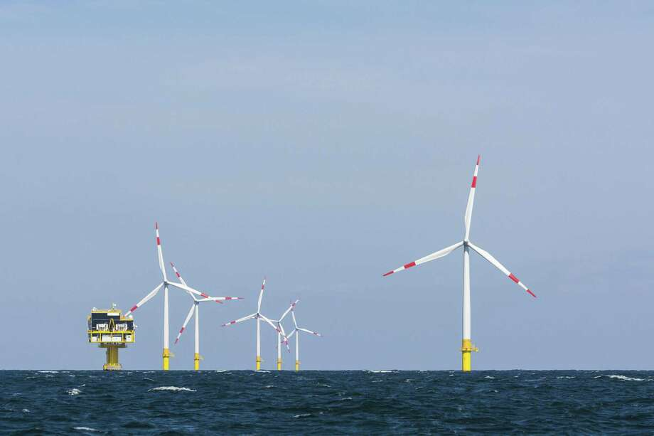 Dominion Energy, the Virginia-based power company, is proposing to build the nation's largest offshore wind development, a move expected to provide more renewable power to Dominion customers and provide a boost to the offshore wind industry along the Atlantic coast. Photo: Dreamstime, HO / TNS / San Diego Union-Tribune