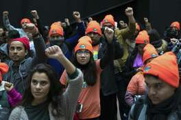 Supporters of DACA recipients protested in Washington on Jan. 16. A reader says Congress must act on this issue.