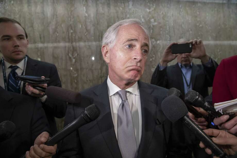 In any other administration and at any other time, Senate Foreign Relations Committee Chairman Bob Corker, R-Tenn., who is leaving the Senate, would have been an ideal Secretary of State. But in these Trumpian times, talent is a waste product. Photo: J. Scott Applewhite /Associated Press / Copyright 2018 The Associated Press. All rights reserved