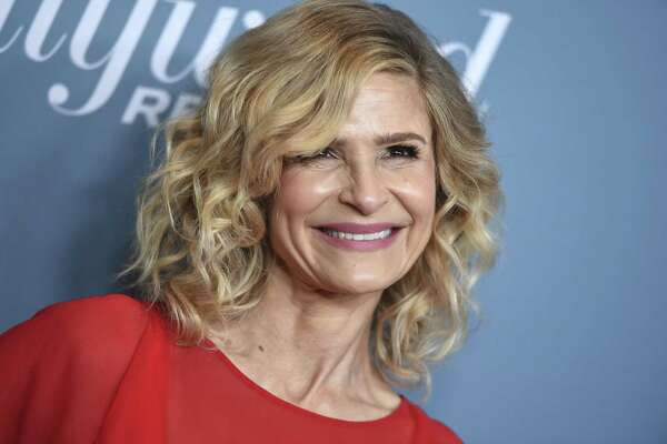 Actress Kyra Sedgwick donated $2,700 to Democrat Beto O'Rourke in October. In August, actor and musician Kevin Bacon also donated $2,700 to O'Rourke. (Photo by Jordan Strauss/Invision/AP)