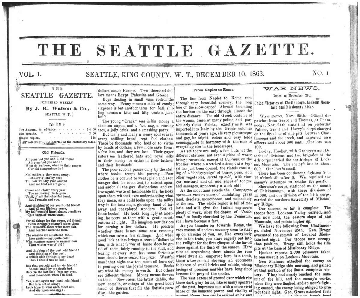 """News about the Civil War described Union deaths as """"our loss"""" and Confederate death's as """"the enemy's loss."""""""