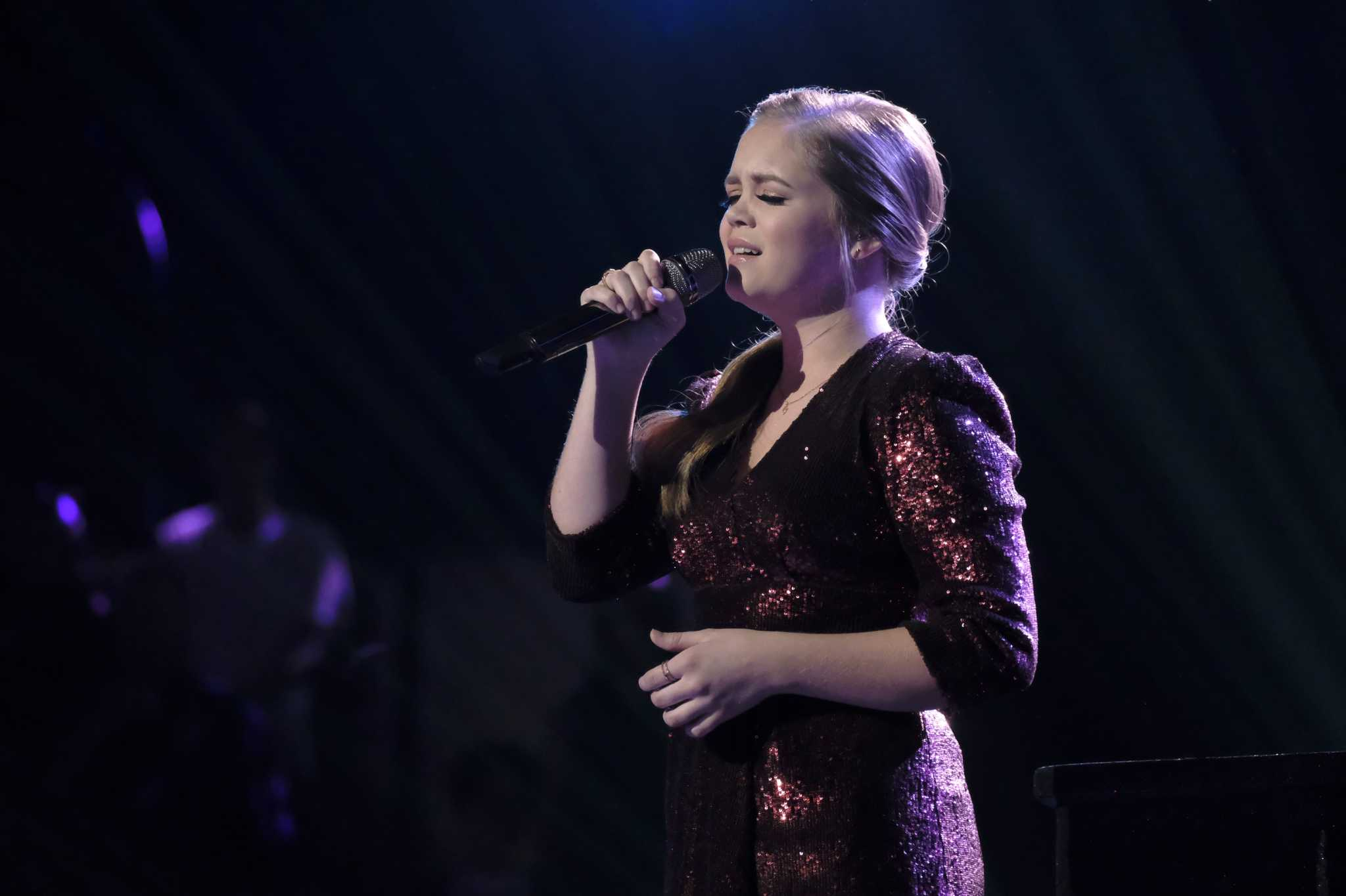 Sarah Grace covers Harry Styles, Aretha Franklin on 'Voice' semifinals