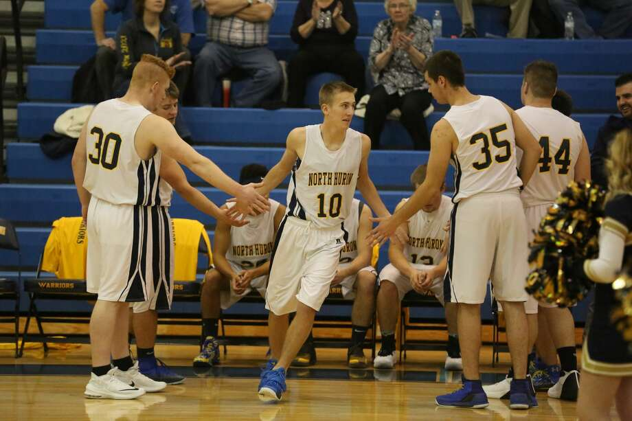 North Huron 59, CPS 57 Photo: Mike Gallagher/Huron Daily Tribune