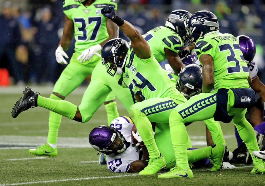 Click through the following gallery for SeattlePI's ranking of the most important returning players for the Seahawks in 2019.  Photo: Stephen Brashear/AP / Copyright 2018 The Associated Press. All rights reserved.