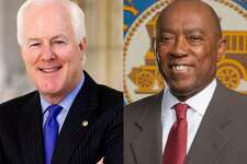 U.S. Sen. John Cornyn and Houston Mayor Sylvester Turner have become bipartisan allies in their support of a proposed liquefied natural gas export terminal that faces stiff opposition from environmentalists and community groups in the Rio Grande Valley.