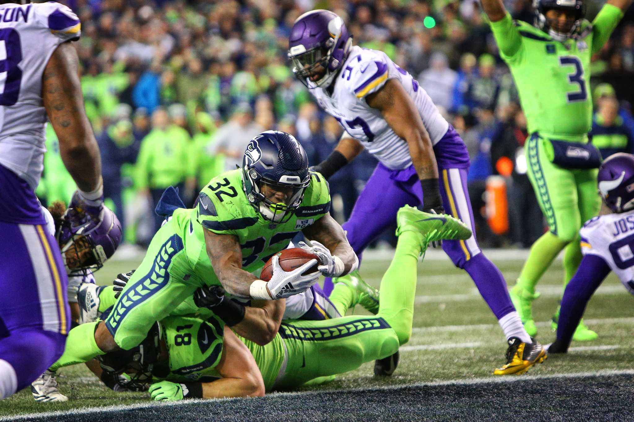 10 big takeaways from Seahawks' Week 14 victory over Vikings