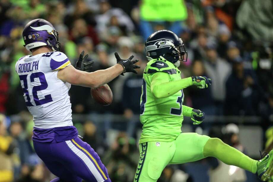 """Bradley McDougald had another big game on Monday. What has he brought to the defense this season?    Carroll:""""It's been consistency and he has been very productive. He has been a playmaker from the first game out and he's been able to put himself in situations and make plays that other guys don't make. He's a really good guy in coverage and he continues to come through. The Carolina play that he made, the fourth down play in the end zone, along with the numbers of other in the last few weeks. He continues to make things happen and he's having a fantastic season."""" Photo: GENNA MARTIN, SEATTLEPI.COM / SEATTLEPI.COM"""