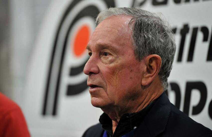 While former New York City Mayor Michael Bloomberg isn't view much more favorably than Gillibrand, he is considered the best presidential choice (28 percent) in a field with Gillibrand (11 percent), Gov. Andrew Cuomo (17 percent), New York City Mayor Bill de Blasio (5 percent) and U.S. Rep. Alexandra Ocasio-Cortez (7 percent), who isn't old enough to run for president in 2020. (Photo by Steve Pope/Getty Images)