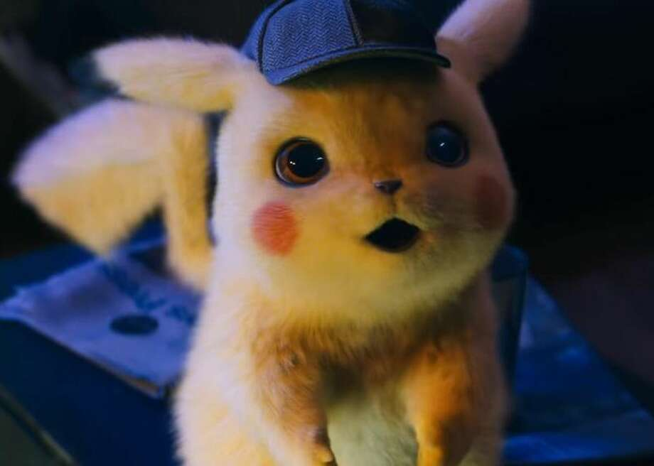 May Gotta crack all the cases! Ryan Reynolds is the voice of everyone's favorite yellow Pokemon, except in Detective Pikachu he's a private eye... or something? Photo: CBSI/CNET