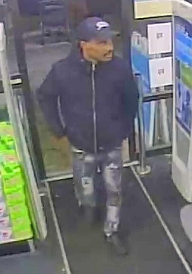 Danbury police are looking for a man who has been passing counterfeit $100 bills at the Danbury Fair Mall and Walgreens. Photo: /