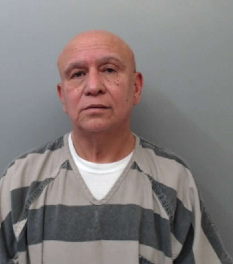 Juan Luis Jaramillo, 64, was charged with two counts of accident involving injury and one count of accident involving damage to a vehicle. Photo: Webb County Sheriff's Office