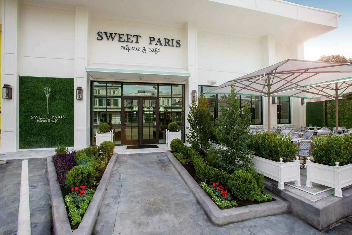 Sweet Paris Creperie & Cafe has opened in Highland village at 2701 Drexel.