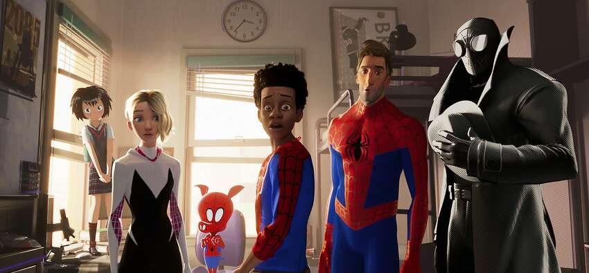 Spider-Man: Into the Spider-VerseWhen: Saturday July 6 at 8 p.m.Where: Mission Marquee Plaza