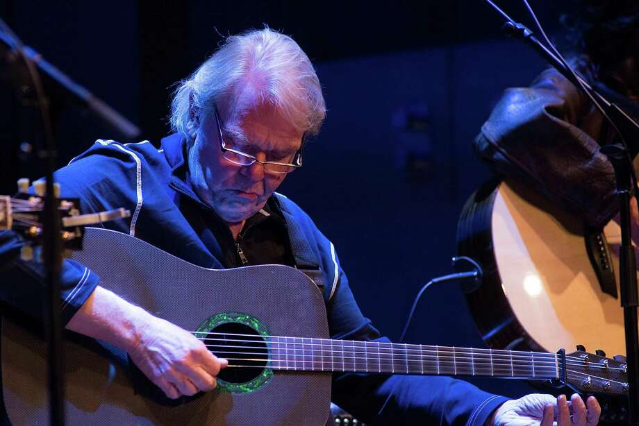 Al Anderson, a Connecticut native, comes to Hartford on Dec. 28. Photo: Beth Gwinn / Getty Images / 2014 Beth Gwinn