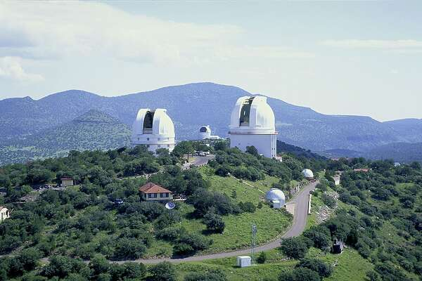 The Lely Ranch in western Texas, advertised as the biggest ranch in Texas on the market, is for sale for a to-be-determined price. The ranch is close to McDonald Observatory, shown above.