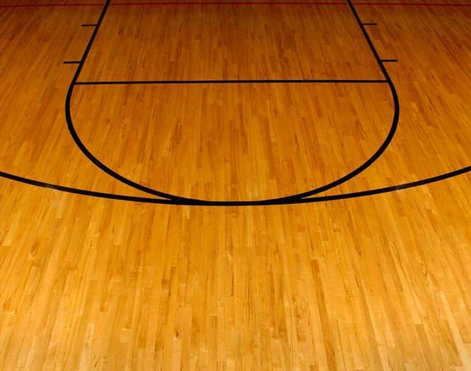 Basketball court Photo: Basketball Court