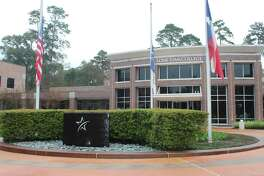 The Lone Star College System plans to file an appeal to the Department of Education findings that they owe nearly $14 million in incorrectly disbursed federal grants and loans. The Lone Star College System Office along Research Forest Drive in The Woodlands is shown.