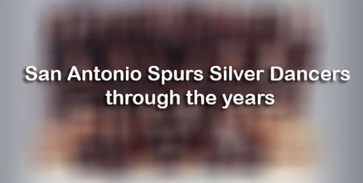 Click through the gallery to see the San Antonio Spurs Dancers through the years.