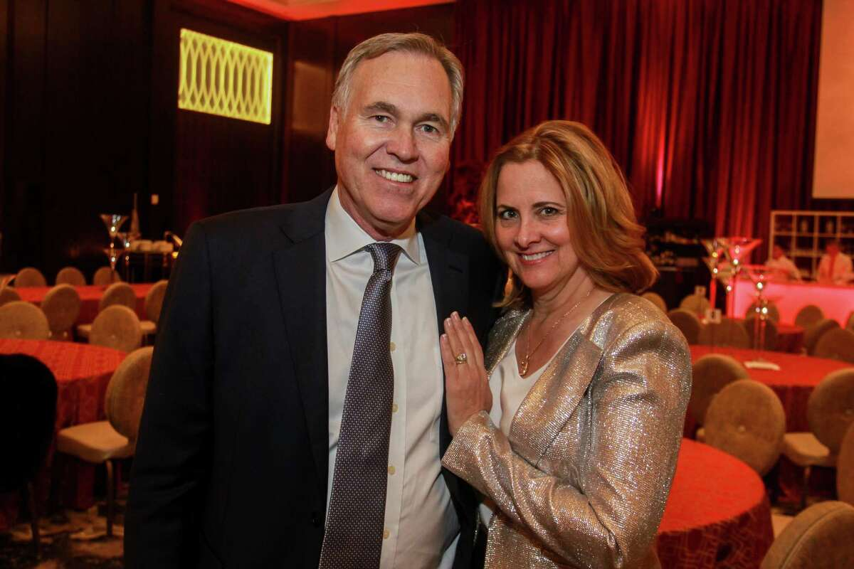 Mike and Laurel D'Antoni at the