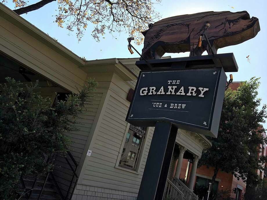 The Granary 'Cue & Brew at the Pearl Photo: Mike Sutter /Staff File Photo