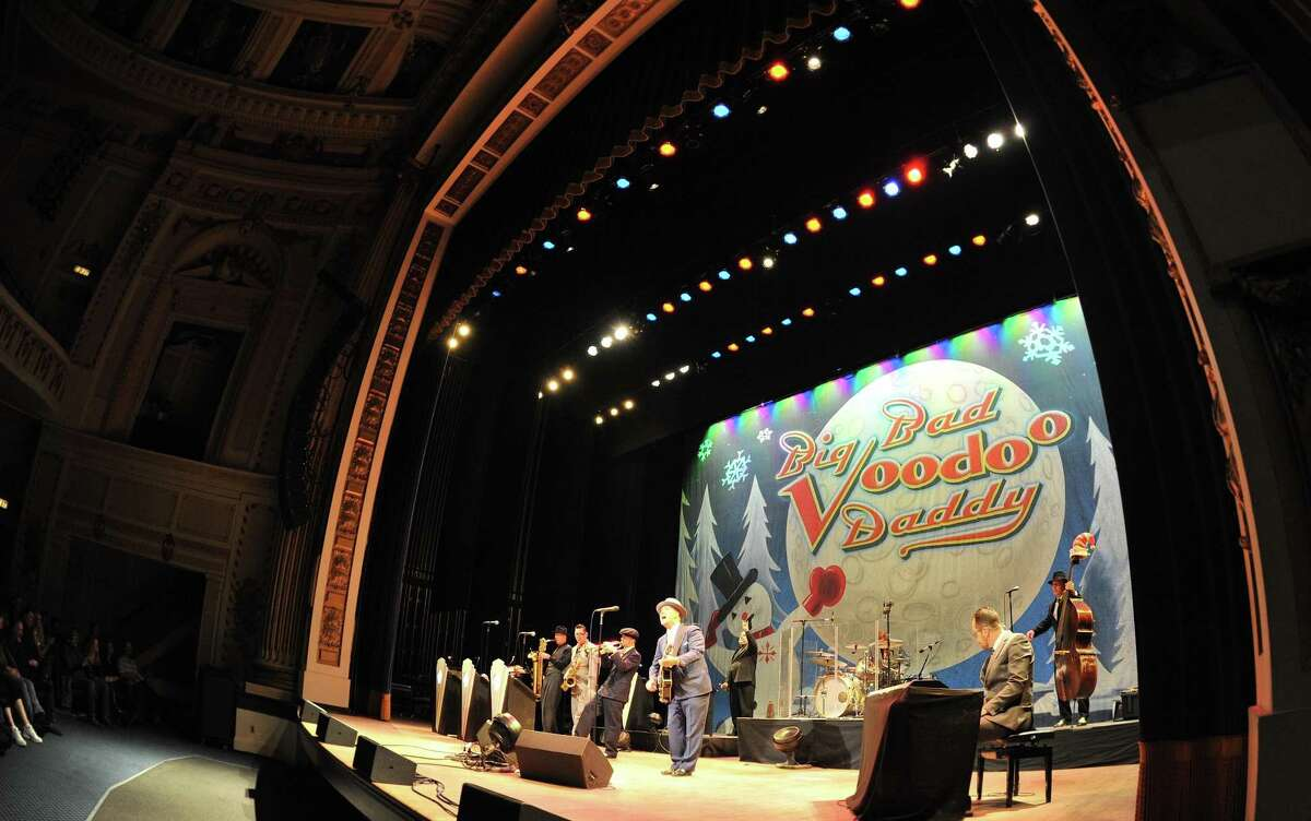 Big Bad Voodoo Daddy will be at the Wolf Den in Mohegan Sun Dec. 21.