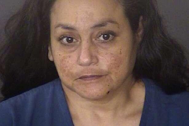 Catherine Sosby, 45, fled from Bexar County deputy custody around 401 S. Frio St.