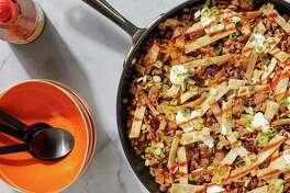 Turkey Tortilla Skillet.