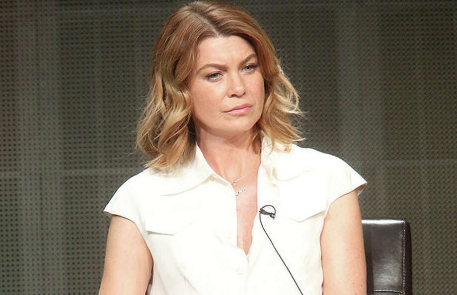 BEVERLY HILLS, CA - AUGUST 04:  Actress Ellen Pompeo speaks onstage during the 'Grey's Anatomy,' 'Scandal,' and 'How To Get Away With Murder' panel discussion at the ABC Entertainment portion of the 2015 Summer TCA Tour at The Beverly Hilton Hotel on August 4, 2015 in Beverly Hills, California.  (Photo by Frederick M. Brown/Getty Images) Photo: Frederick M. Brown / 2015 Getty Images