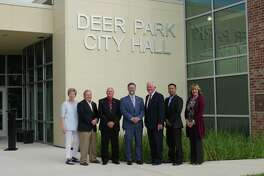 Deer Park's elected officials saw a change in address this year with the opening of a new City Hall.