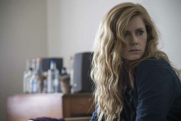 "Amy Adams is on the trail of a killer in ""Sharp Objects."""